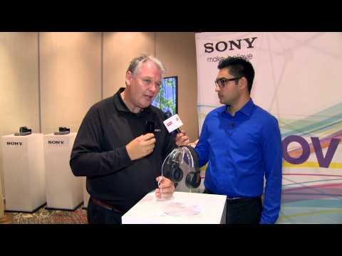 Sony NFC Headphones