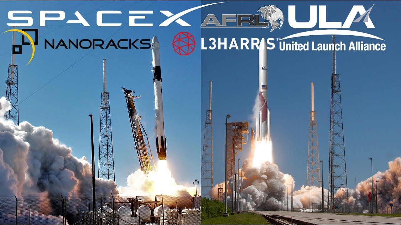 SpaceX's Falcon 9 Rocket will Fly Commercial Airlock to ISS   ULA has been Awarded to Fly NTS-3 Sat