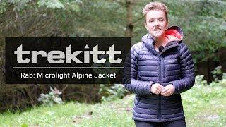 Inside Look: NEW 2018 Rab Womens Microlight Alpine