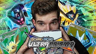 Ultra Prisma Booster OPENING 😍POKÉMON Booster Opening