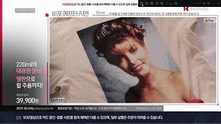 #K쇼핑 Livinchi 리빈치 핸디스팀다리미 올스티머…