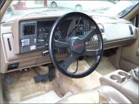 1993 Chevrolet Suburban Sherman TX YouTube