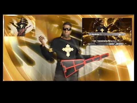 Brittany Mars Mix Karaoke Style HD - David Groce