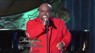 Christmas in Rockefeller Center 2011 | Cee Lo Green LIVE [NBC] HD