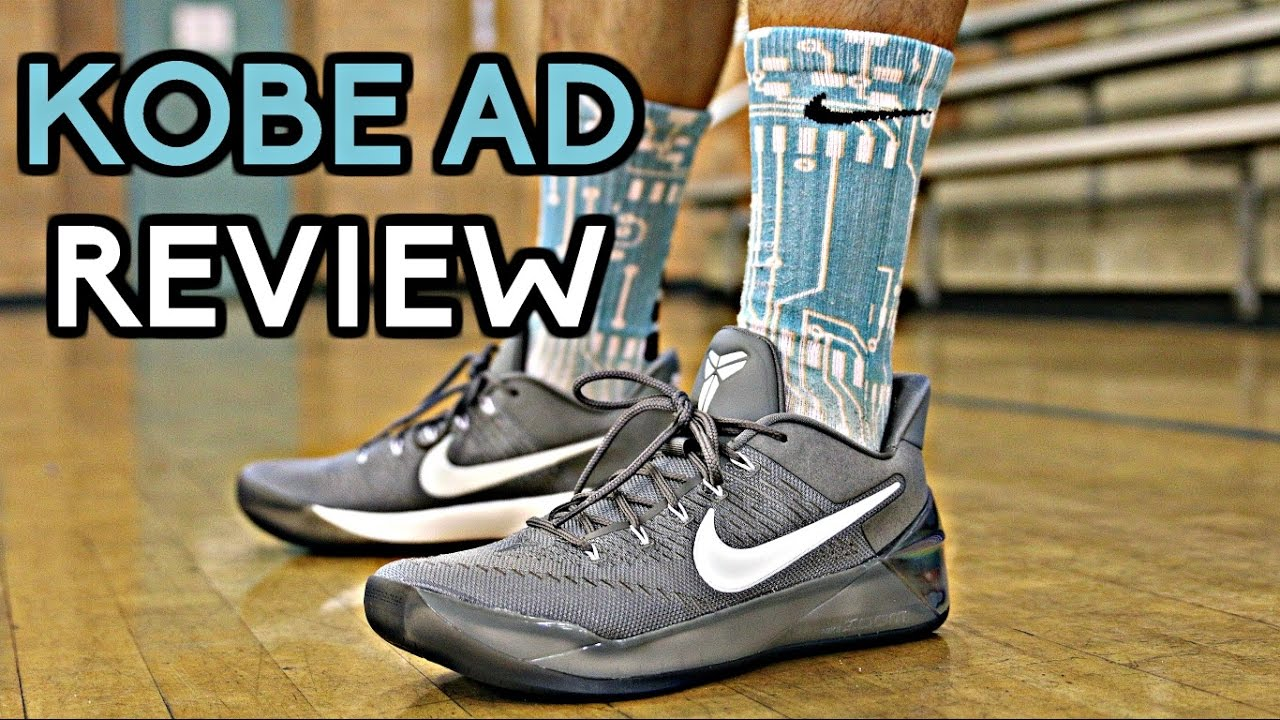finest selection 5eeb3 85277 Kobe AD (12) Performance Review!