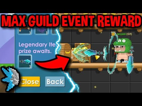 GETTING BEST REWARD FROM GUILD EVENT (+ More Prizes) | Growtopia