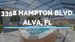 3358 Hampton Blvd  Alva FL 33920