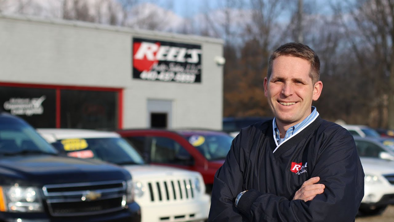 Marick Auto Sales LLC Reviews Testimonials: Dealer Review- Reel's Auto Sales, LLC