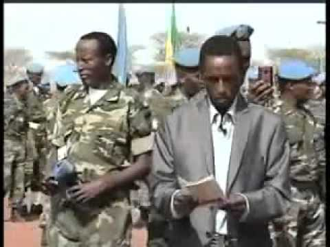 Ethiopian Peacekeepers in Abyei 2012