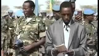 Ethiopian Peacekeepers in Abyei 2012