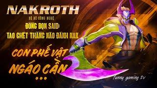 LIÊN QUÂN | Đi đơn rank Cao Thủ pick Nakroth bị đồng bọn Kỳ Thị and Khinh Thường và Cái Kết