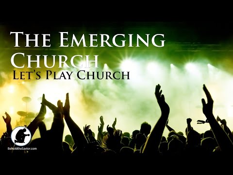 Emerging Church Spiritualism