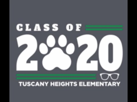 Tuscany Heights 5th Grade Class of 2020