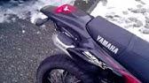 yamaha dt 125 everts - YouTube