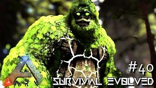 ark survival evolved janguru guardian deity of nature e40 modded ark extinction core