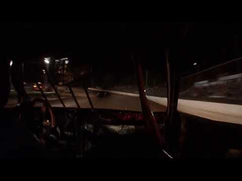 Sumter Speedway 4-13-19 Extreme 4 Heat Race #2  Thomas Ingle #74