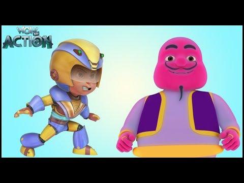 Vir: The Robot Boy | Hindi Cartoons for...