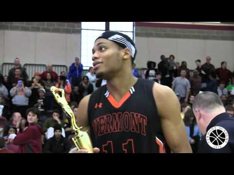 Vermont Academy Wins 2016 NEPSAC AA Championship @Rhode Island College - Bruce Brown Takes Home MVP