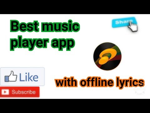 best music player app with offline lyrics|Top 5 Best Music Player Apps of Android|
