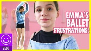 EMMA'S BALLET FRUSTRATIONS!   KITTIESMAMA