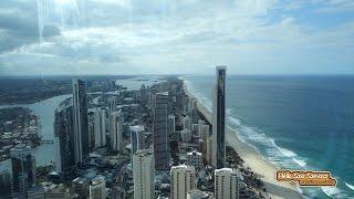 Legmagasabb Lakó épület Q1 Ausztrália