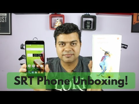 Sachin SRT Phone India Unboxing, Quick Review, Pros, Cons | Gadgets To Use