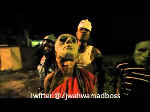 Tommy Lee - Psycho(Official HD Music Video Zj Wah Wa Madboss)