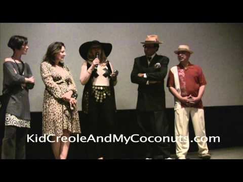 Kid Creole and the Coconuts reunion for a day