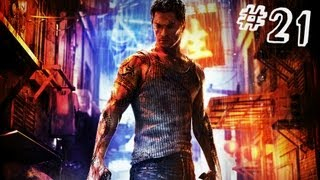 Sleeping Dogs - Gameplay Walkthrough - Part 21 - SET YOU ON FIRE (Video Game)