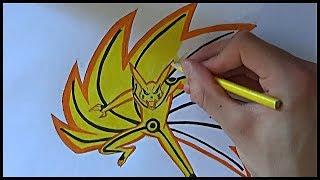 Drawing - Kurama | Ninja World |