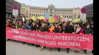 Reportage vom Marsch fürs Leben Wien (Teil 2)