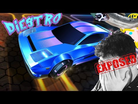 PROVIAMO LA DIESTRO! DAYKO EXPOSED1!11 w/Lauridis |3v3| Rocket League ITA thumbnail