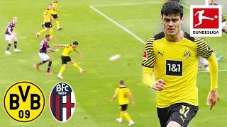Impressive BVB win against Bologna Borussia Dortmund vs FC Bologna 3 0 Highlights
