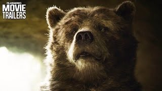Mowgli meets Baloo in a NEW Clip from Disney's THE JUNGLE BOOK [HD] thumbnail