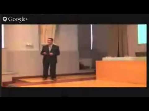 """Jornada Transparencia - """"Gobernanza local y Transparencia""""  Santiago A. Bello"""