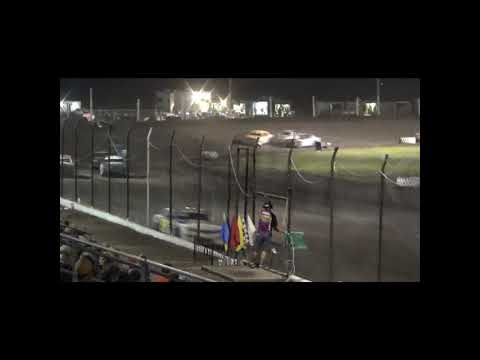Hobby Stock Amain @ Hancock County Speedway 08/09/18