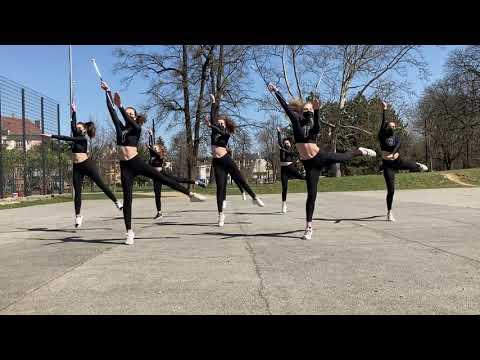 World Baton Twirling Day 2021 | Twingy Majorettes & Twirlers | Slovakia