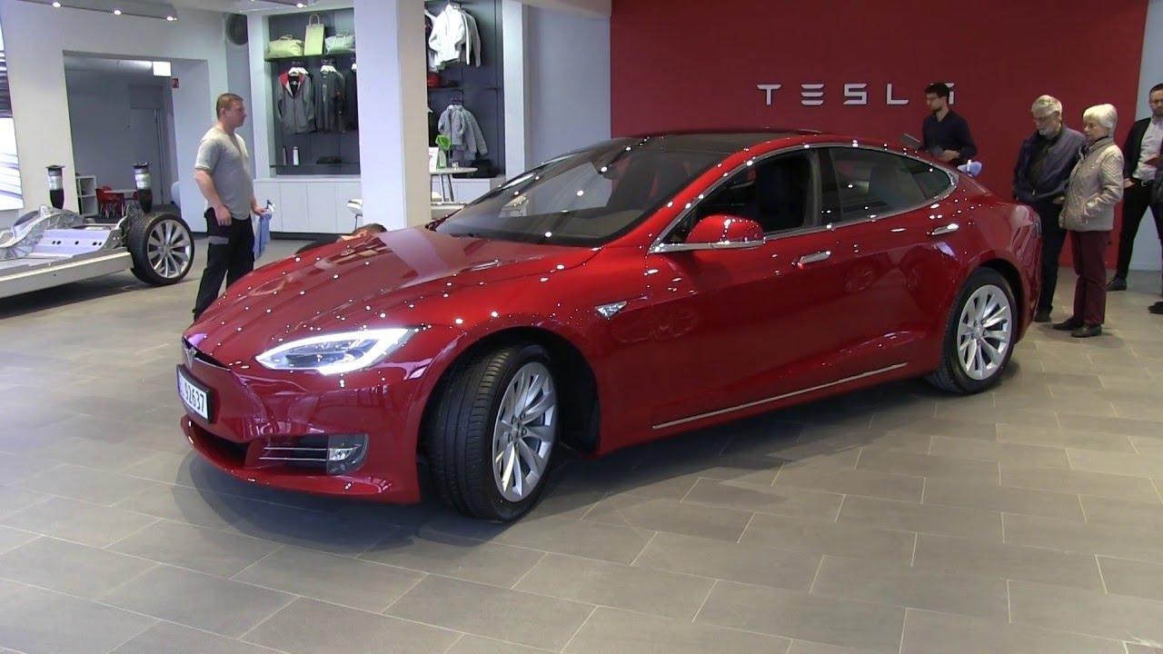 Tesla Model S Facelift Vs Old