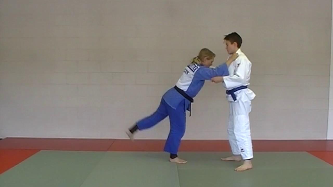 Judo Techniques for Belt Promotion - Brown Belt