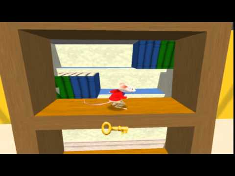 Let's Play Stuart Little 2 Part 7 - Upstairs - A good adapta