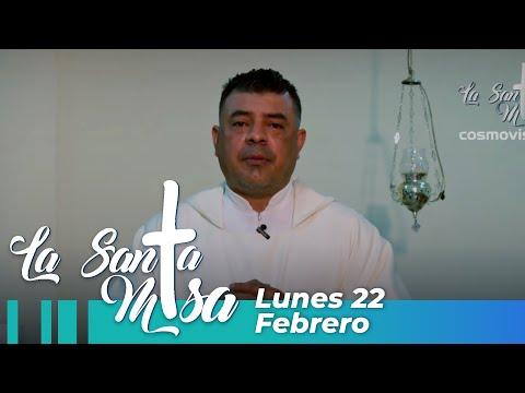 Misa De Hoy, Lunes 22 De Febrero De 2021 - Cosmovision