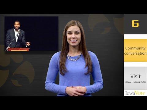 Iowa Now Minute - 3/5/15 on YouTube