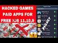 PAID APPS HACKED GAMES FOR FREE iOS 11/10  iPhone iPad iPod - iAmPiyushKanti