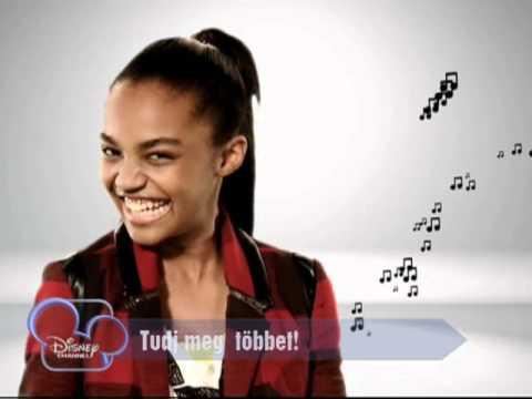 Zsenipalánták - új sorozat [Disney Channel Hungary]