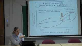 Isabelle Ouellet-Morin : Interaction gène-environnement et la personnalité antisociale