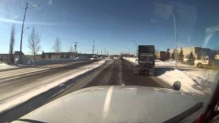 My Trucking Life - Trip 28 Day 3 - Eastbound and Down