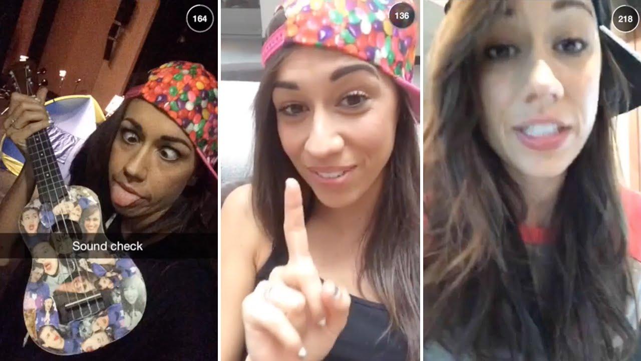 Colleen Ballinger Snapchat