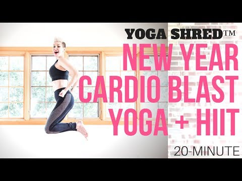 25-min-new-year's-yoga-shred™-cardio-blast-&-weight-loss-flow-(hiit-+-yoga!)