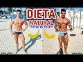 DIETA Per NATURAL: Come IMPOSTARLA Step By Step 💪 (video Lungo)