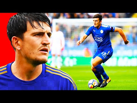 HARRY MAGUIRE | Goals, Skills, Defence | 2018 | LEICESTER CITY